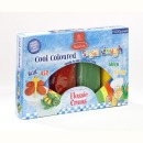 Renshaw Fondant Set 4 x 100 g Cool Coloured
