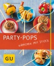 GU Backbuch - Party Pops, h�ppchen mit Stiel