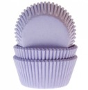 HoM Muffinf�rmchen, lavendel, 50 Stck, 5,0 cm