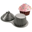 Wilton Backform Mega Cupcake, XL