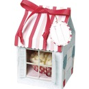 MeriMeri 4 Single Cupcake-Boxen, Patisserie
