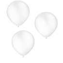 Mini Luftballons transparent 12 cm