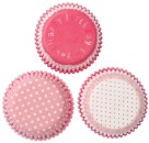 "Mini Muffinf�rmchen Set ""Pink n Mix"", 90 Stck."