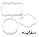 Miss �toile Ausstecher-Set