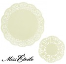 Miss �toile Tortenspitzen, in 2 Designs, hellgr�n