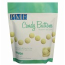 PME Candy Buttons Vanilla Choc White, wei�, 340 g