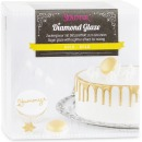 Zuckerglasur Diamond Glaze Gold