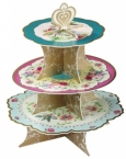 Utterly Scrumptious Cupcakes Etagere