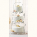 Wilton Kuchenst�nder-Display-Set, Graceful Tiers Cakestand