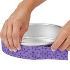 Wilton Bake-Even Strip W�rmeleitstreifen, 2er Set, 88 x 3,8 cm