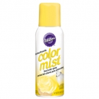 "Wilton ""Color Mist"", Lebensmittelfarbspray, gelb"