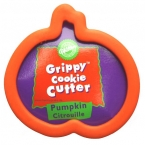 "Wilton Grippy Cookie Cutter ""Halloween K�rbis"" (Keks-Ausstecher)"