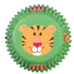 Wilton Mini-Muffinf�rmchen Tiger