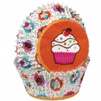 Wilton Muffinf�rmchen, Cupcakes Party, 5,0 cm, 75 Stck.