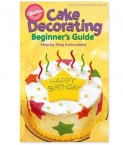 "Wilton ""Cake Decorating Beginner's guide"", 40 Seiten"