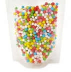 Zuckerdekorationen 'Bunte Perlen', 4 mm, 85 g